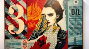 Shepard Fairey Opens His First LA Show in 10 Years