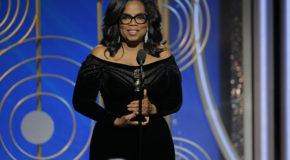 """Oprah Winfrey Is """"Actively Thinking"""" About Running for President"""
