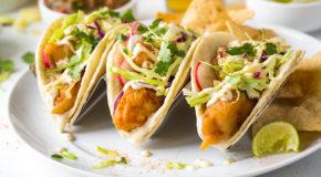 Recipe of the Week: Baja Fish Tacos