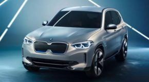 Ride of the Week: BMW Gives The X3 An All-Electric Update